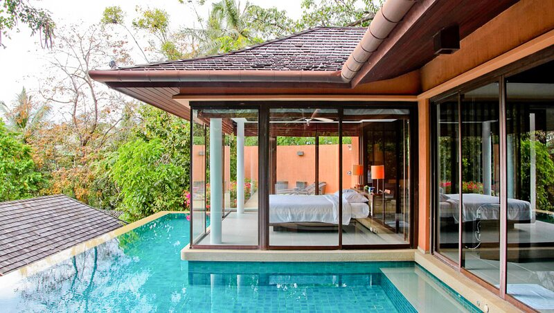 Ban Laem Phan Wa Villa Sleeps 3 with Pool and Air Con - 5821127, holiday rental in Wichit