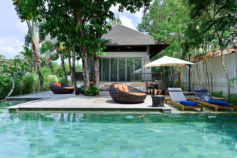 Ban Saladan Villa Sleeps 4 with Pool - 5816912, alquiler de vacaciones en Ban Sala Dan