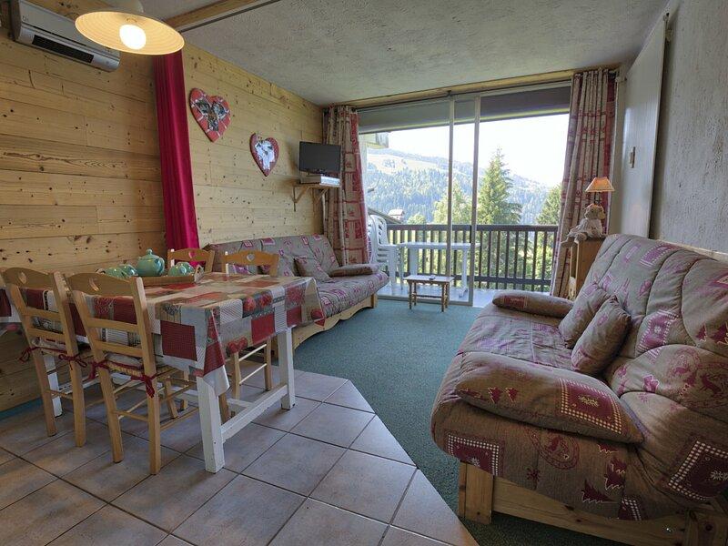 Studio GARBIT, holiday rental in Notre Dame de Bellecombe