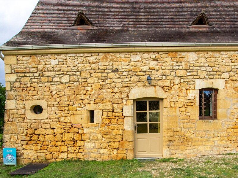 Location Gîte Veyrignac, 3 pièces, 4 personnes, holiday rental in Saint Cirq Madelon