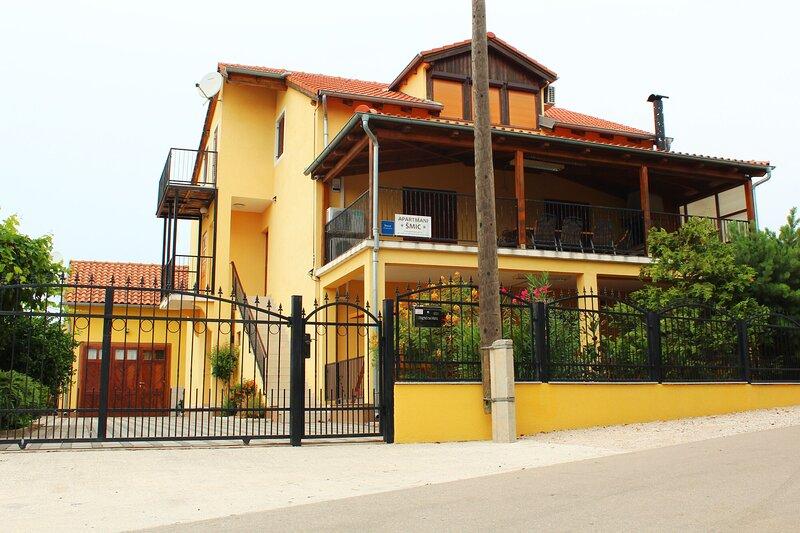 Apartments Kalista, aluguéis de temporada em Biograd na Moru