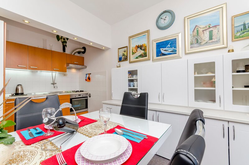 Villa Green, holiday rental in Radunic