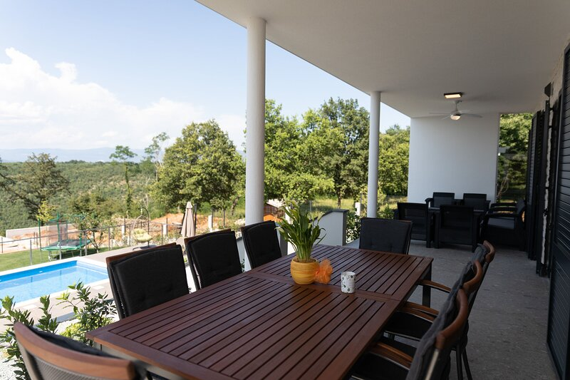 Villa ALTHEA, casa vacanza a Ruzici