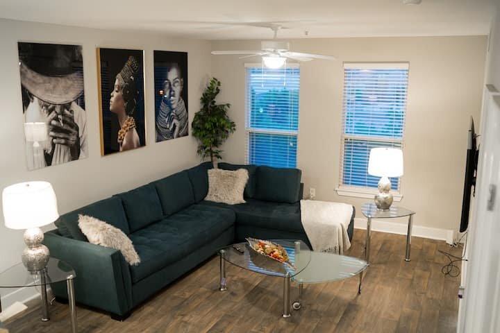 Luxurious Apartment, alquiler vacacional en Buckhead
