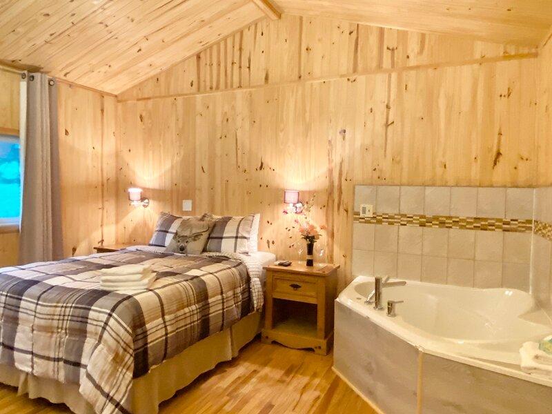Mini- chalet dans un complexe hôtelier sur le lac, vacation rental in Piedmont