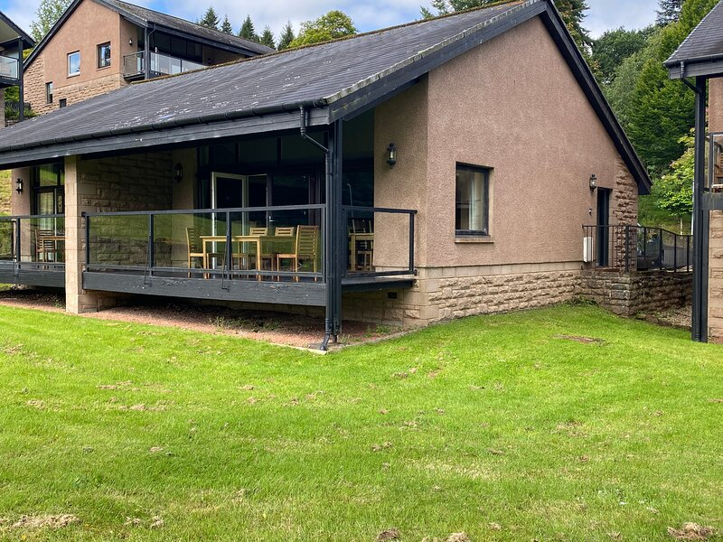 5*Cameron House Hotel Lodge, Loch Lomond, Scotland, holiday rental in Cardross