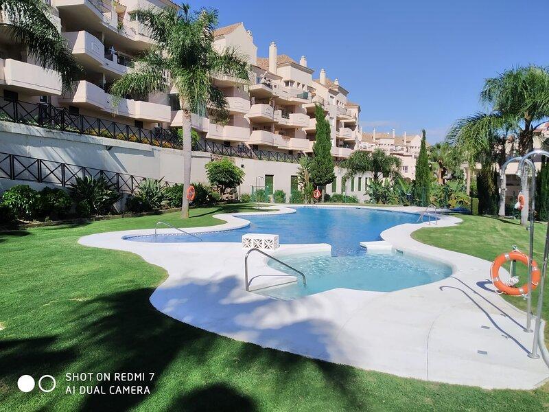 Beautiful Jacuzzi pool