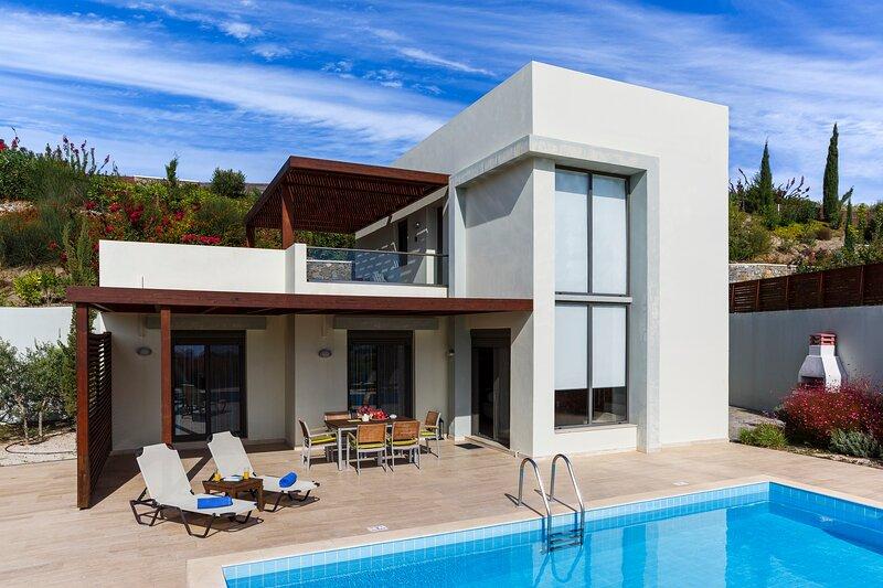 Gonos Villa D, holiday rental in Kiotari