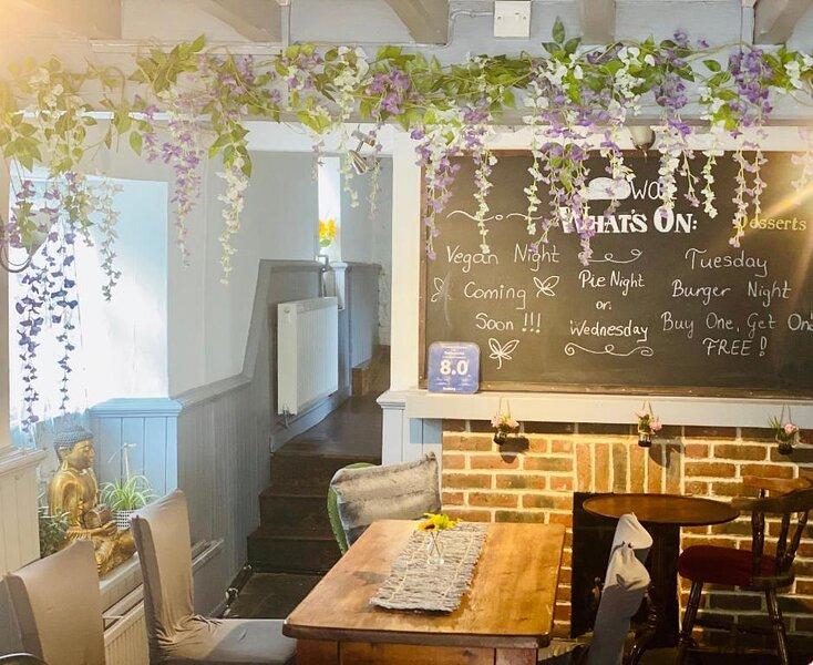 The Swan Inn (Room 1), location de vacances à Kirtlington