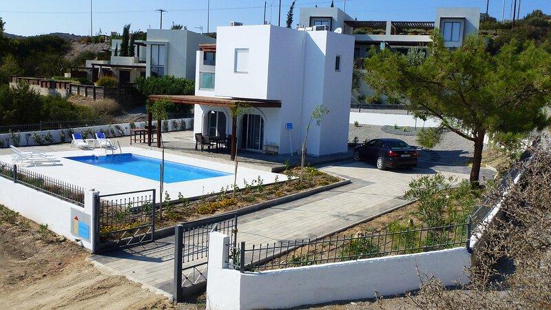 Gonos Villa E, holiday rental in Kiotari