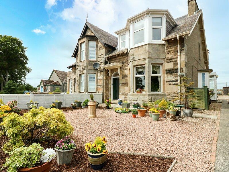 Tweed Bank, Lower Largo, casa vacanza a Dysart