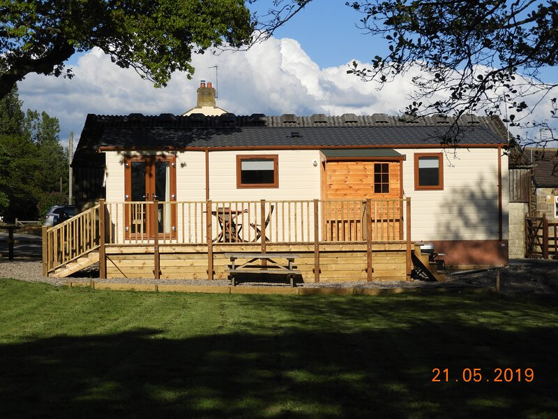 new park lodge, vacation rental in Grantley