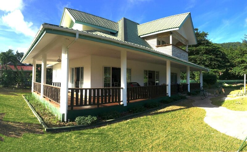 Casa Livingston - Luxury Villa - La Digue Seychelles, location de vacances à La Digue Island