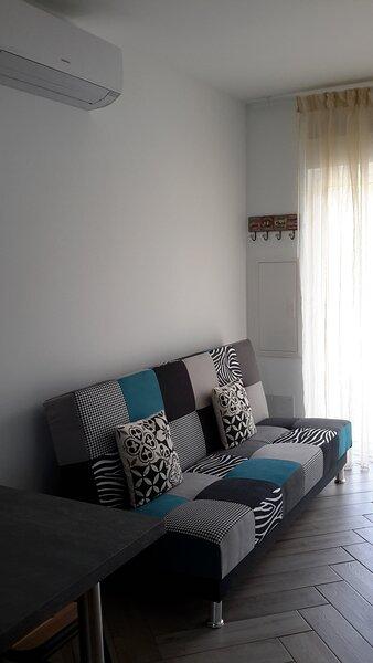 Appartement à 5mns de St Florent Haute Corse, location de vacances à Patrimonio