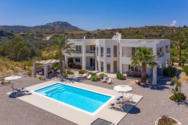 Andrealexia  -  Sea View Villa, holiday rental in Faliraki