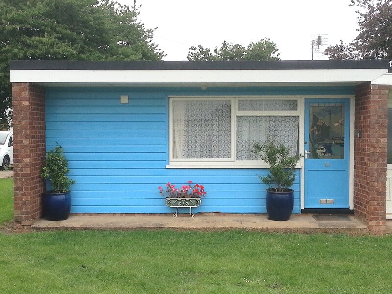 Hemsby Holiday Chalet, holiday rental in Hemsby