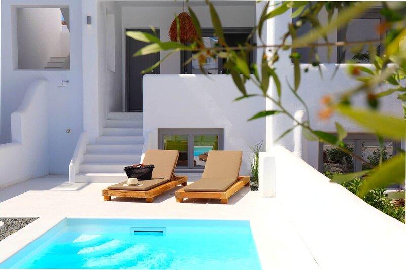 The Nine Graces - Louise, vacation rental in Agios Prokopios