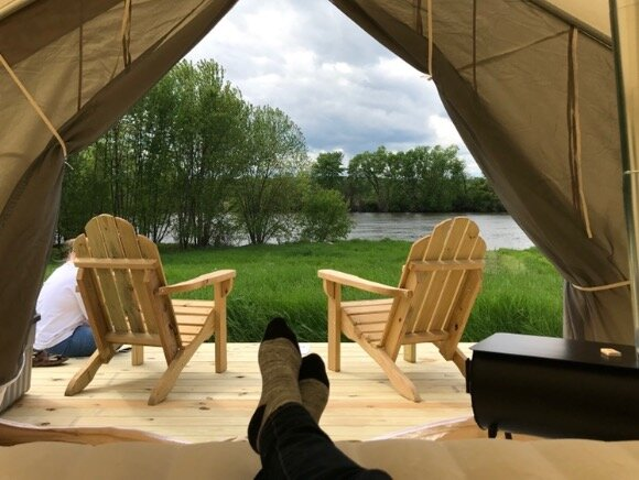 Tentrr Signature Site - Belle Vue Pond and River Haven, alquiler vacacional en Cambridge