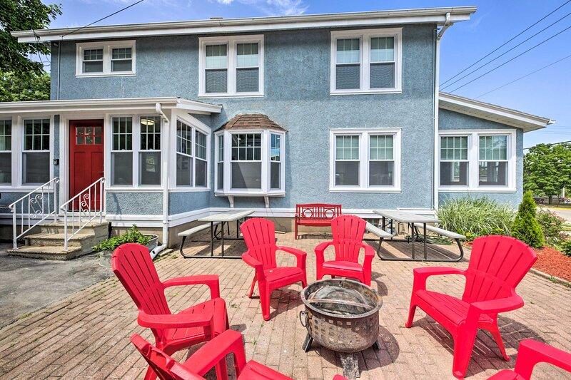 NEW! Family Home: Walk to Geneva Lake, Restaurants, vacation rental in Elkhorn