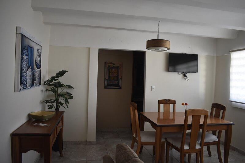 Bello departamento en primer piso. Gran ubicación., casa vacanza a Aguascalientes