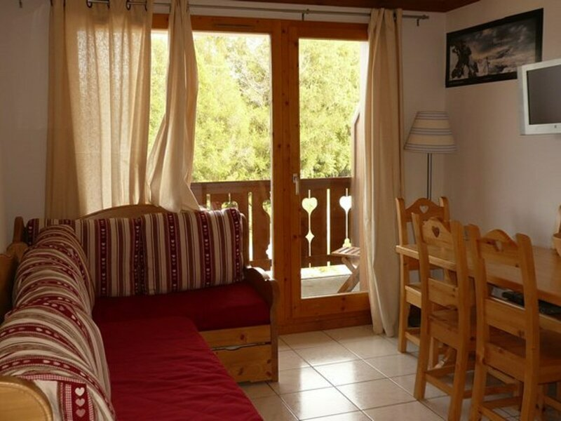 Appartement neuf ski aux pieds, alquiler vacacional en Montalbert
