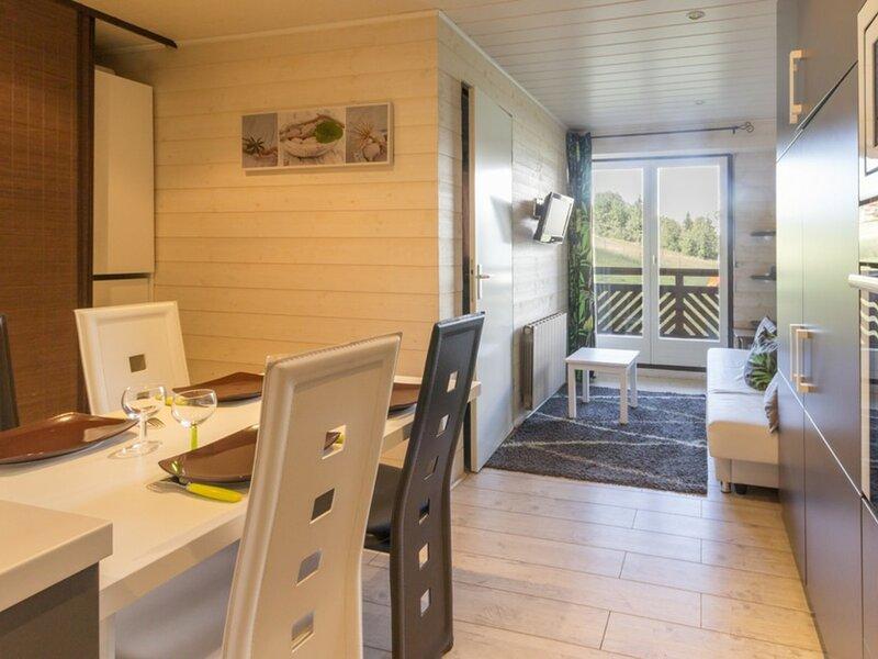 Très bel appartement sur les pistes, alquiler vacacional en Montalbert