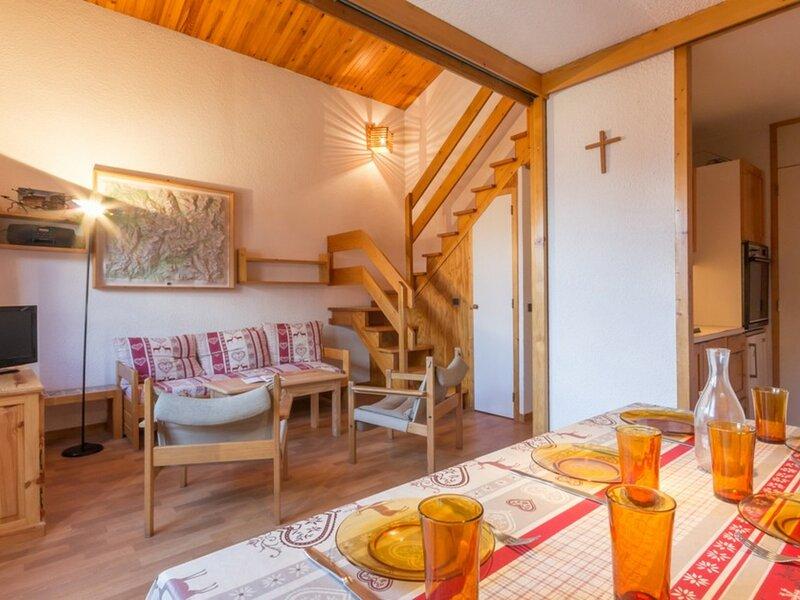 En plein coeur de Montchavin, vakantiewoning in Montchavin
