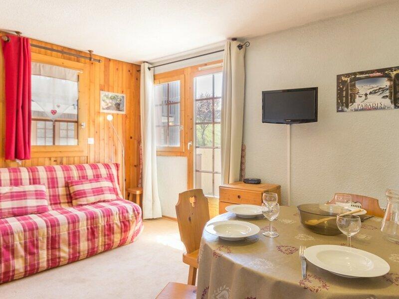 En plein coeur de Montchavin studio coquet, holiday rental in Landry