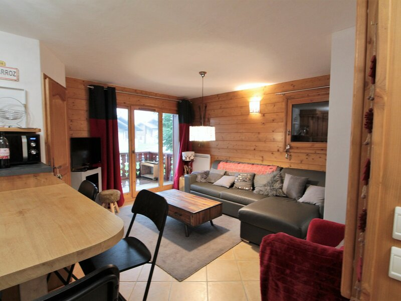 3 Pièces 6 personnes, holiday rental in Cluses