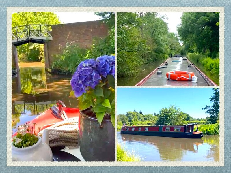 5-berth Narrowboat Hire in Stratford-upon-Avon, vacation rental in Henley in Arden