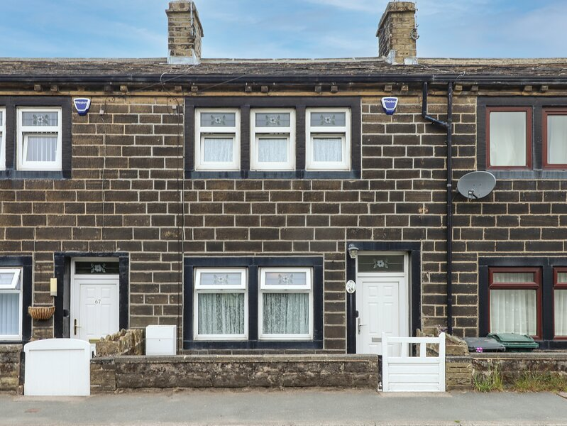 Feathers Cottage, Haworth, vacation rental in Bingley