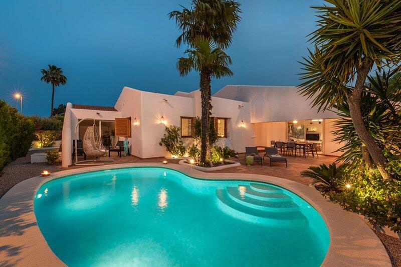 Ibiza Luxury Villa, holiday rental in San Javier