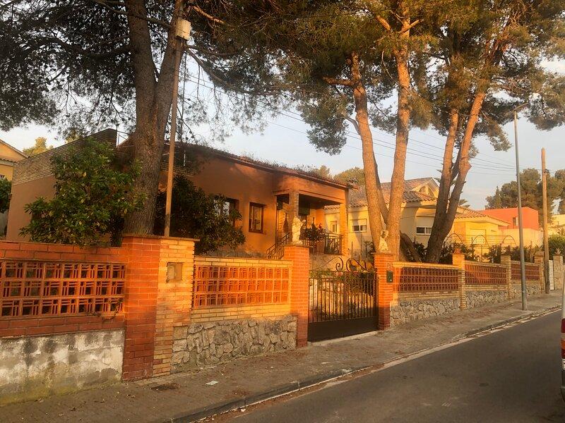 California Relax Close to Sitges, aluguéis de temporada em Canyelles