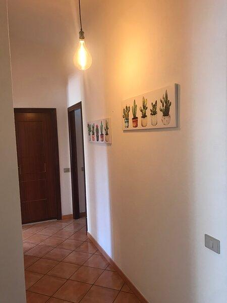 Carolina's apartment Cardedu Ogliastra, holiday rental in Jerzu