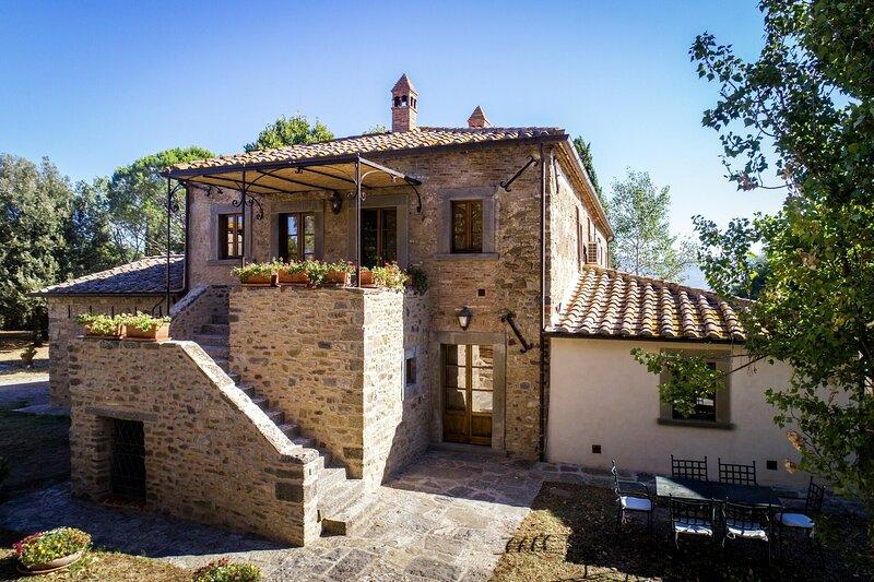 Alla Cortonese, holiday rental in Ferretto