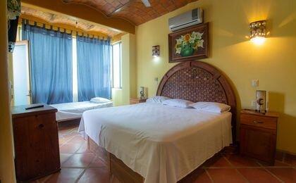 Posada Las Flores, holiday rental in Los Ayala