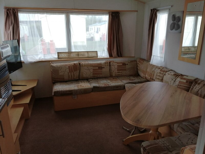 Heatherbell at Newbeach holiday park, holiday rental in West Hythe