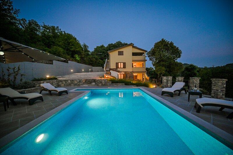 Villa Brbon, holiday rental in Gracisce