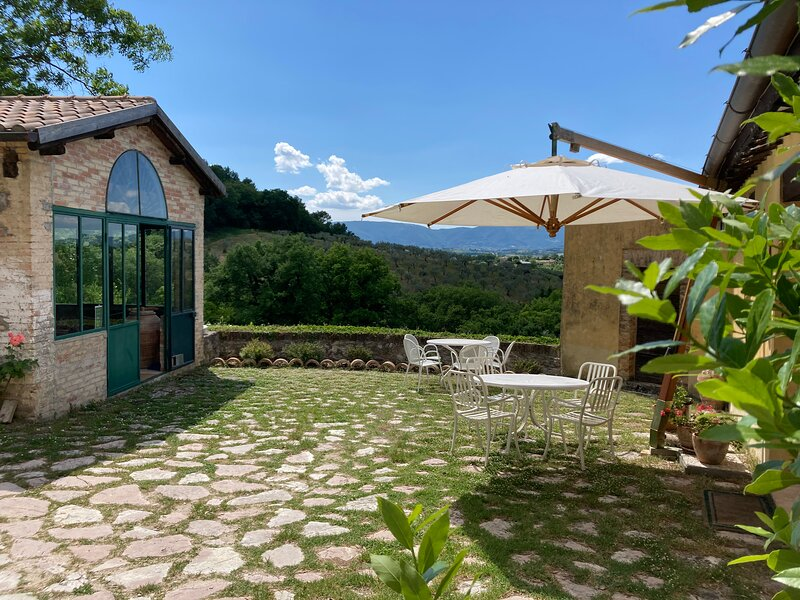 LA LICINA -Tartufo -, holiday rental in Spoleto