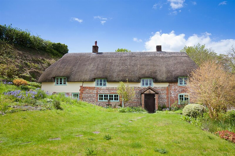 Charming Thatched Cottage, holiday rental in Andover