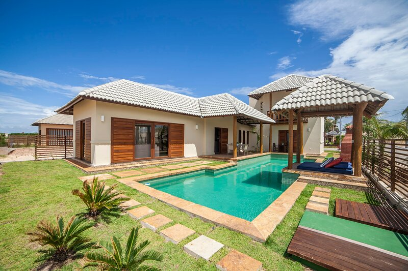 Dream Villa in Trairi - CEA022, holiday rental in Flecheiras