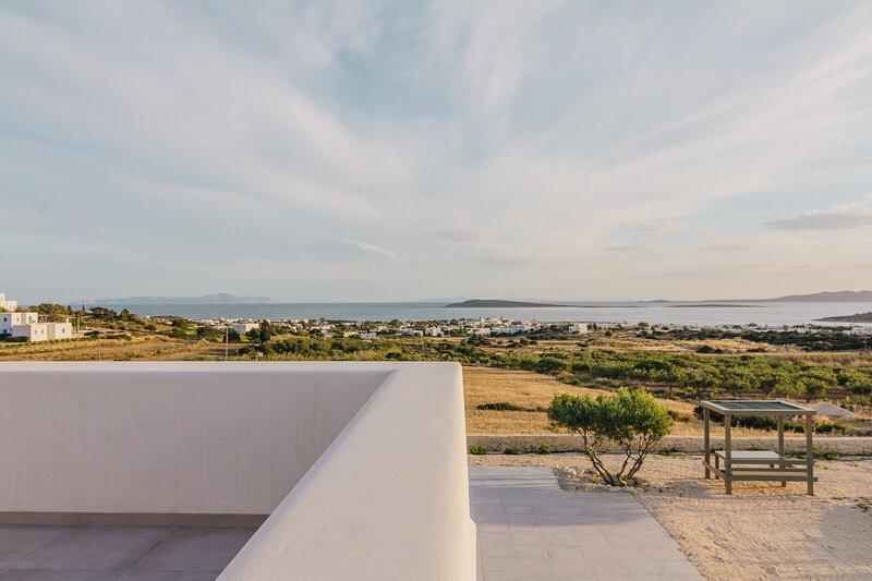 Olive Garden Luxury Resort Paros Jacuzzi & Seaview Suite I, alquiler de vacaciones en Aliki
