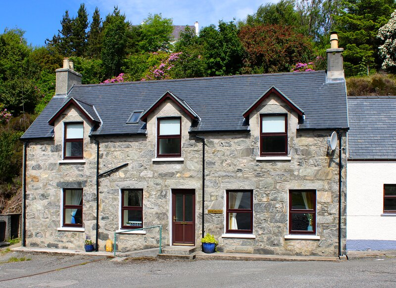 Fasgadh Village House - The Angels' Share, location de vacances à Leverburgh