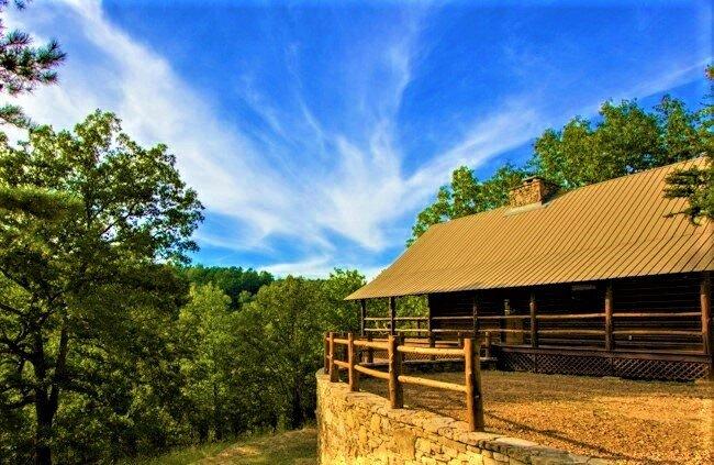 Cinnamon Valley - 'The Cattleman', holiday rental in Eureka Springs