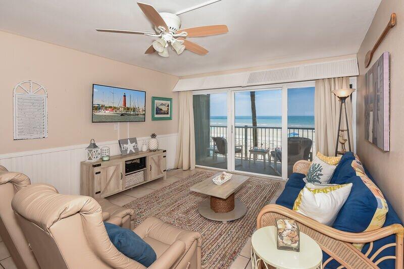 Ocean Club South A204, location de vacances à New Smyrna Beach