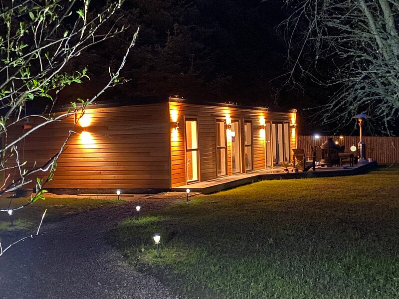 The Lochan, luxury rural location, alquiler vacacional en Forres