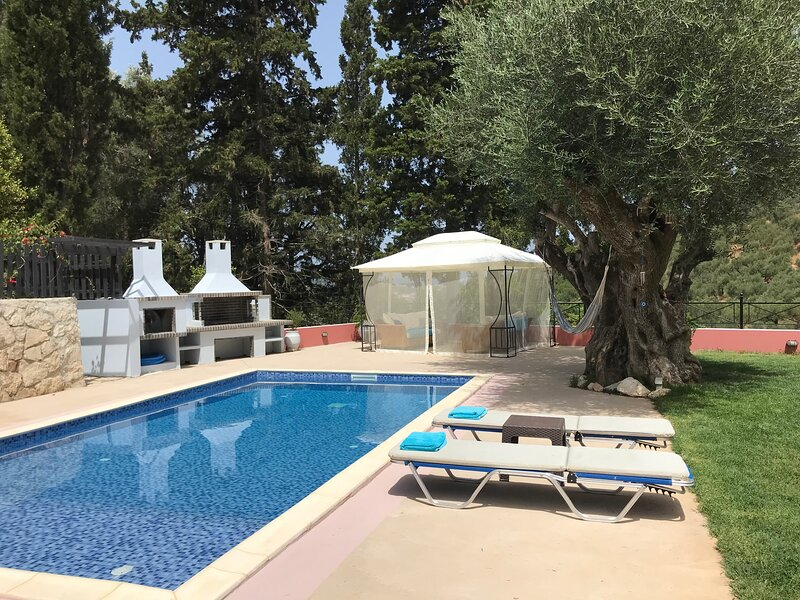 Villa Eliza - Private villa with swimming pool and amazing panoramic views, vakantiewoning in Zakynthos Town