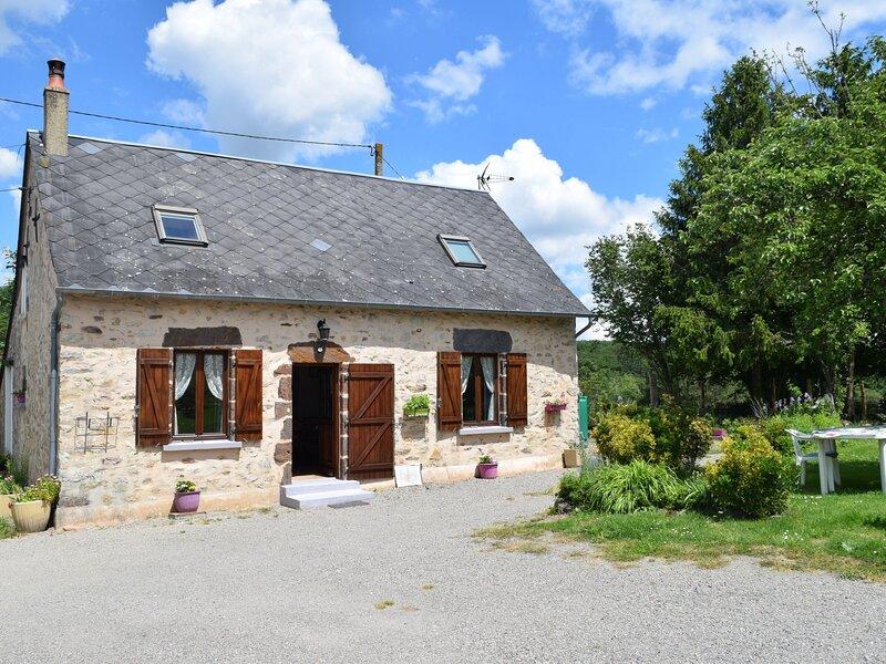 Location Gîte Crissé, 4 pièces, 6 personnes, holiday rental in Saint Aubin du Desert