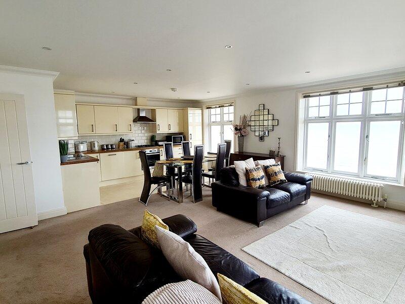 Shore Thing - Luxury Beach Apartment - Sleeps 4, location de vacances à Ramsgate