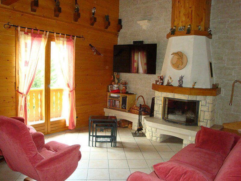 Superbe chalet au calme avec vue imprenable, location de vacances à Pralognan-la-Vanoise